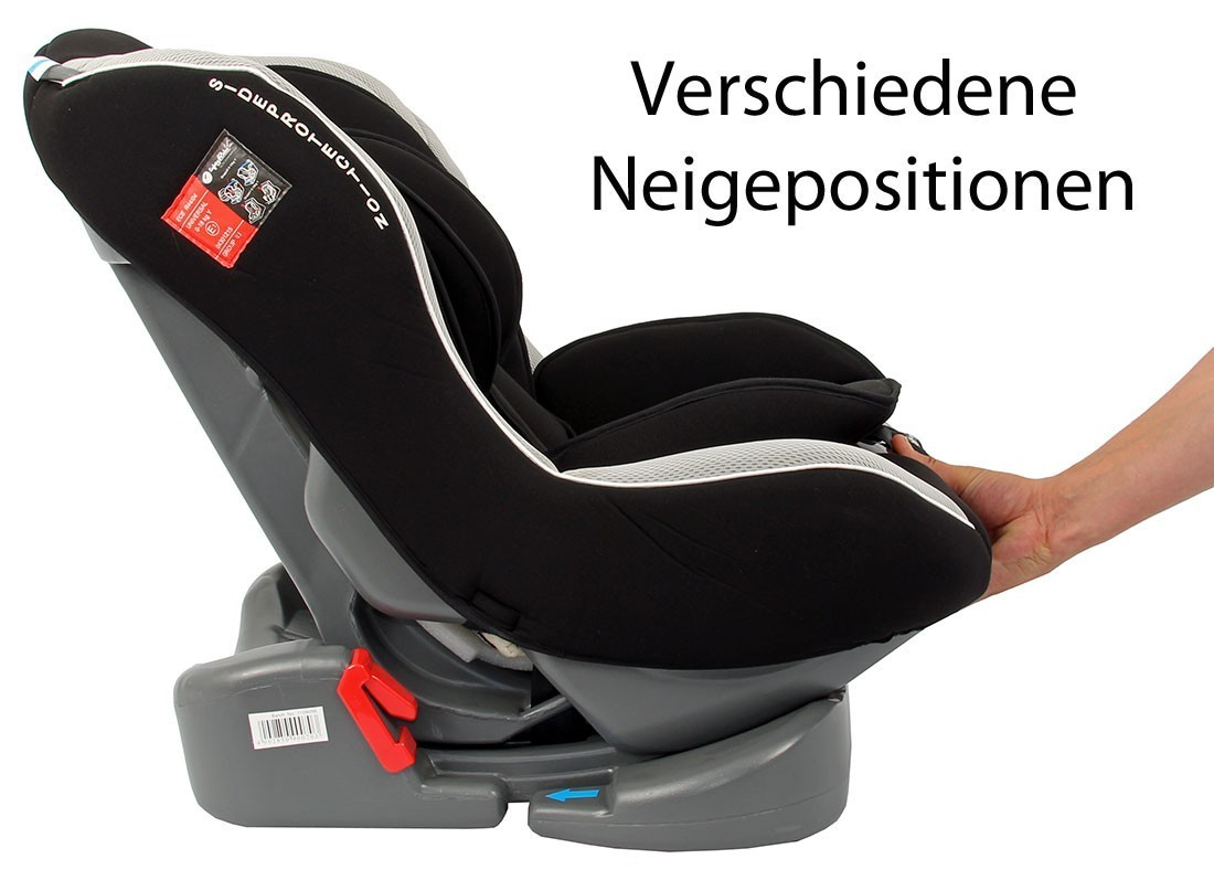 medisafe kinder autositz space traveller blau schwarz 0 18 kg ebay. Black Bedroom Furniture Sets. Home Design Ideas