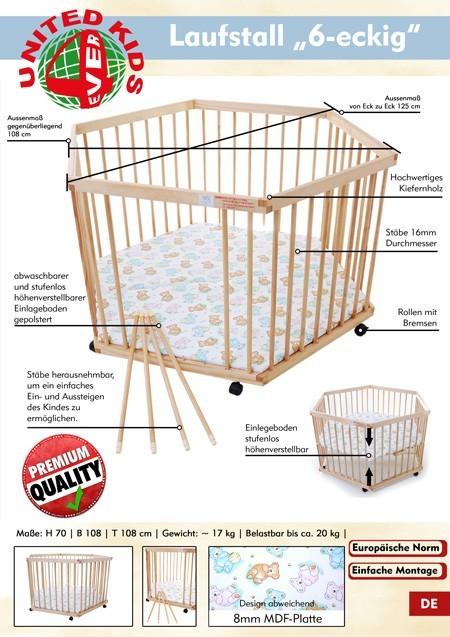 laufgitter 6 eckig cool laufgitter 6 eckig with. Black Bedroom Furniture Sets. Home Design Ideas