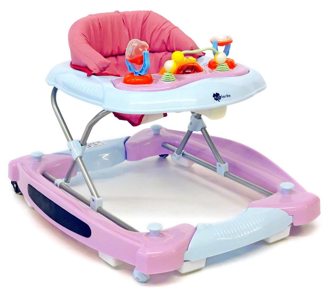 united kids babywalker lauflernhilfe mit wippfunktion. Black Bedroom Furniture Sets. Home Design Ideas