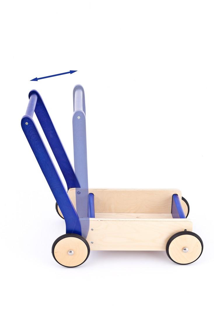 lauflernwagen laufwagen tom aus holz von united kids verschiedene designs. Black Bedroom Furniture Sets. Home Design Ideas