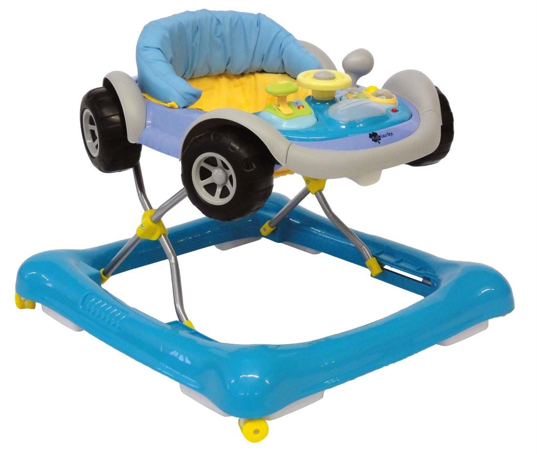 united kids babywalker gehfrei lauflernhilfe car mit. Black Bedroom Furniture Sets. Home Design Ideas